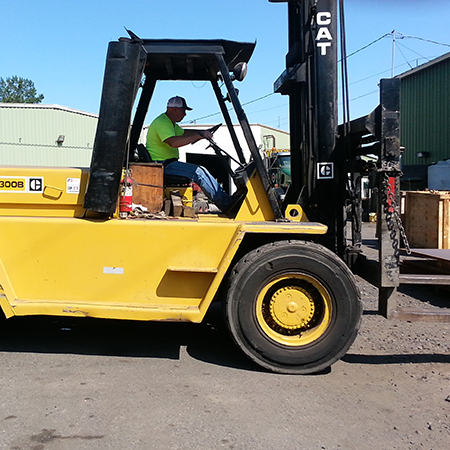 Forklift Training Portland
